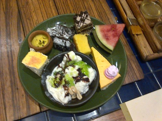 Barbeque Nation : Some sweet memories!
