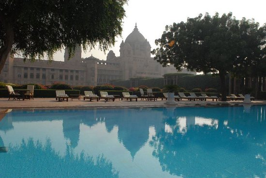Umaid Bhawan Palace Jodhpur: A wonderful place to stay !!!