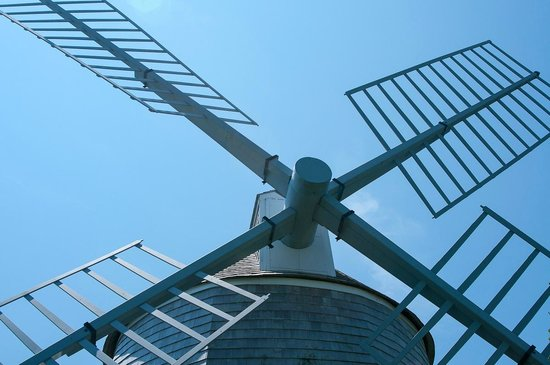 Cape Cod Scenic Tours : Jonathan Young Windmill