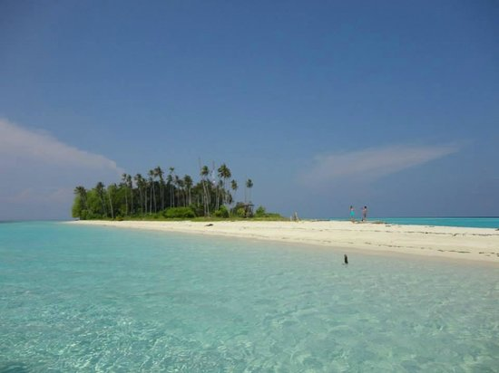 Scuba Junkie Mabul Beach Resort: SIBUAN