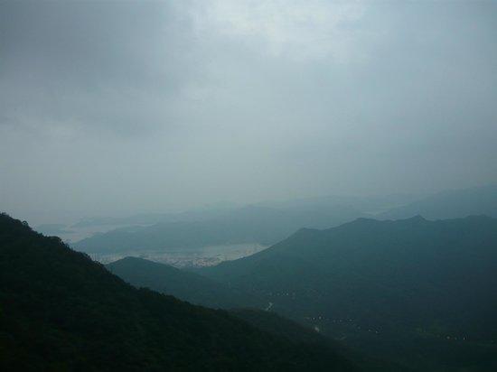 Wutong Mountain: Дельта реки Жемчужная