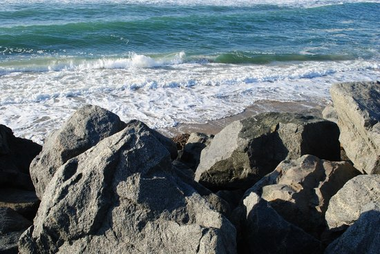 Crystal Lodge Motel: Ventura, Beach