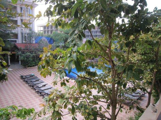 Hotel Somadevi Angkor Resort & Spa: 部屋からの眺め