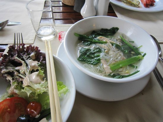 Hotel Somadevi Angkor Resort & Spa: 朝食