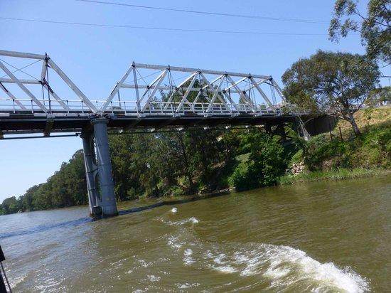 Nova Cruises: Bridge at Morpeth