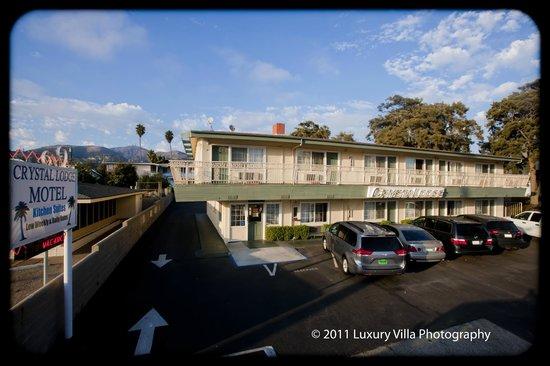 Crystal Lodge Motel: Crystal  Lodge Motel, Ventura California