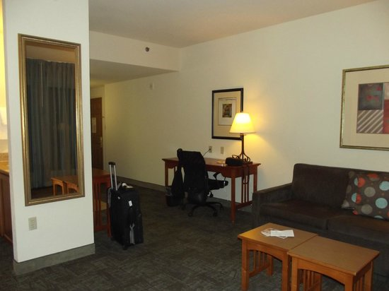 Staybridge Suites New Orleans: office space