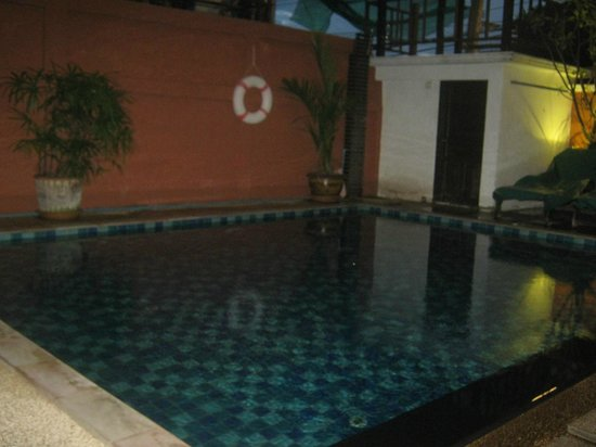 Chang Thai House: pool