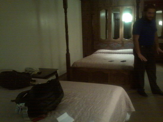 Motel 6 Longview North: The original room.
