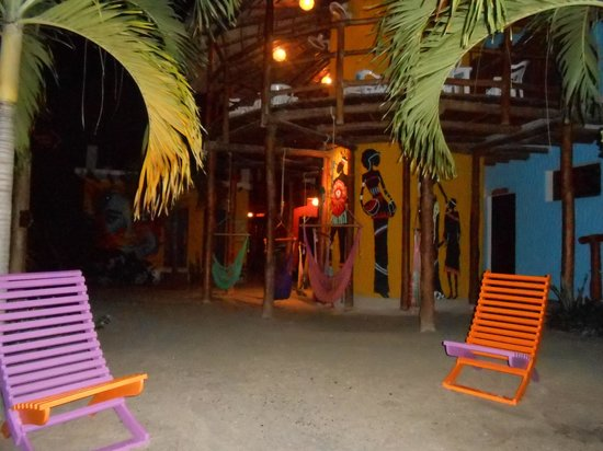 Tribu Hostel : Noche de amigos