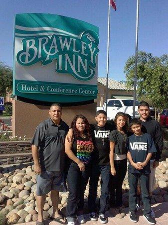 Brawley Inn Hotel & Conference Center : Brawley inn