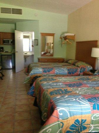 Parador MaunaCaribe: Room