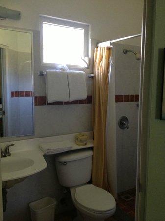 Parador MaunaCaribe: Bathroom