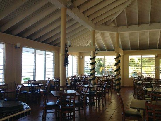 Parador MaunaCaribe: Hotel's Restaurant