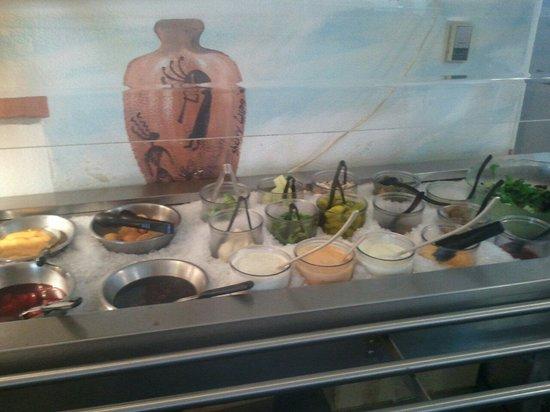 La Flor De Mexico : More of the buffet