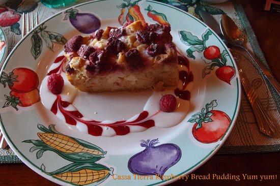Casa Tierra: Casa breakfast