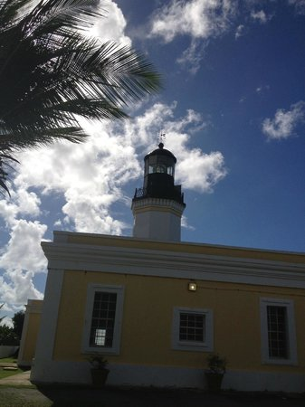 Tuna Point Lighthouse: View