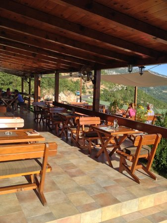 Restaurant Koliba Bogetici