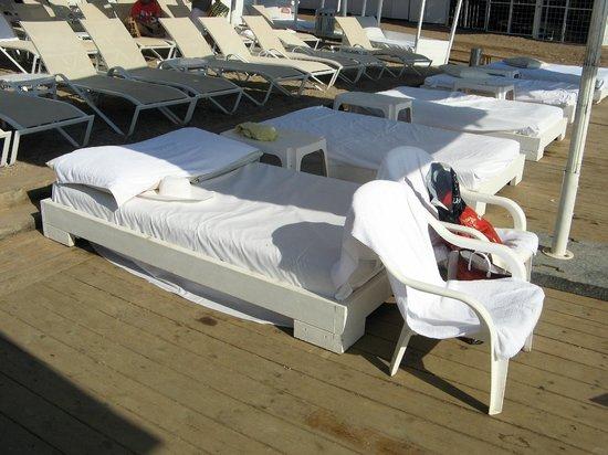 Orchid Reef Hotel, пляж