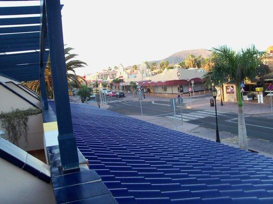 Hotel Atlantis Dunapark: Vista dalla camera2