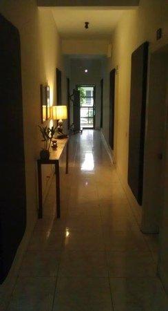 Jasmin Monument Hotel: Hallway