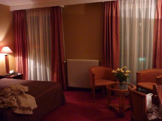 Hotel Le Versailles : в номере