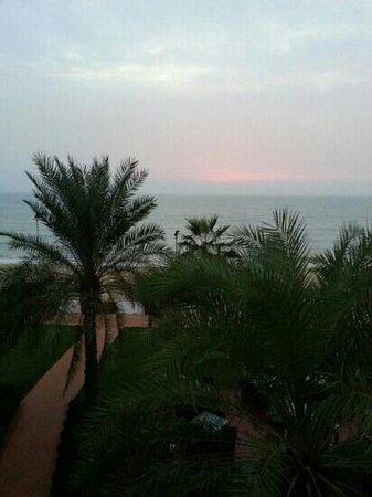 Movenpick Hotel & Resort Al Bida'a Kuwait: View from room 1312