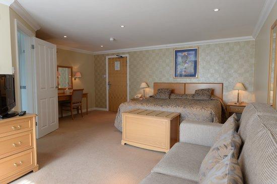 Park Farm Hotel: Deluxe room