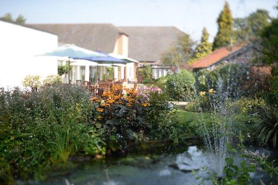 Park Farm Hotel: Gardens