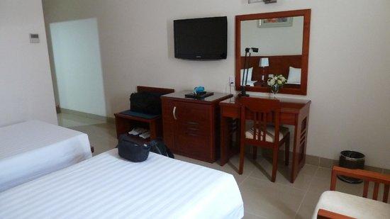 Lan Lan Hotel 1: 2 single bed room