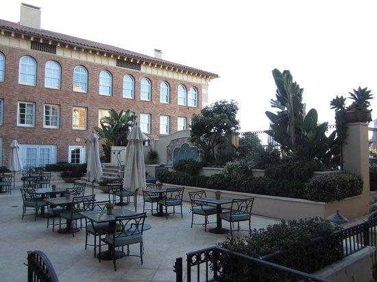 Hotel Casa del Mar: Le patio