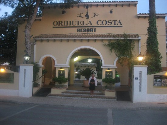 Orihuela Costa Resort Hotel