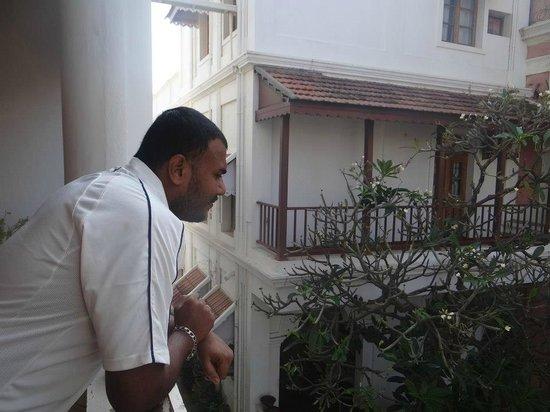 Villa Bayoud Sea View Heritage Hotel: Sea view rooms
