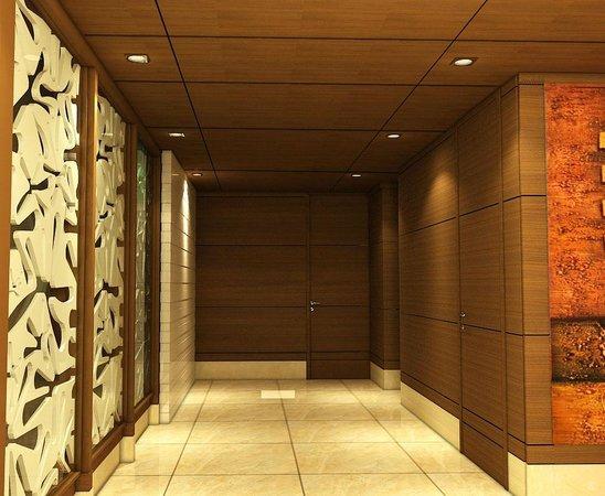 Hotel Swati: Ground Floor Lobby