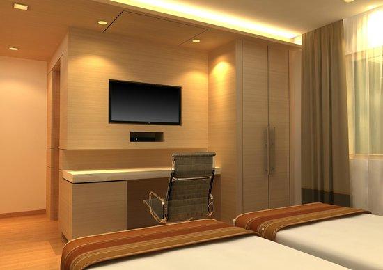 Hotel Swati: Hotel Room