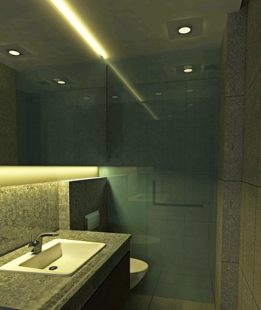 Hotel Swati: Washroom