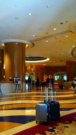 Sofitel Macau at Ponte 16 : Teil der Lobby