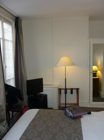 Hotel Mansart - Esprit de France : LA CHAMBRE