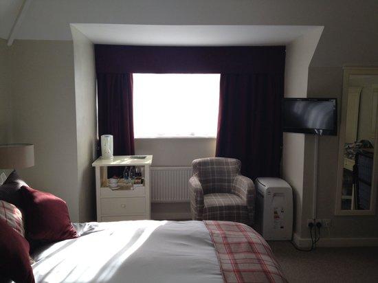 Loch Fyne Poole: Room 8
