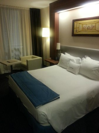 Doubletree by Hilton Olbia: Letto2