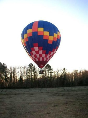 Painted Horizons Hot Air Balloon Tours
