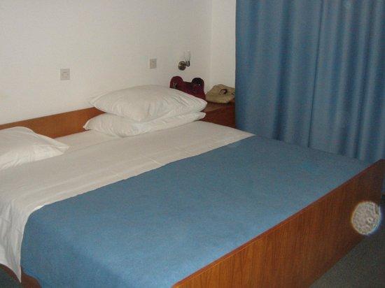 Apartments Riva, une chambre