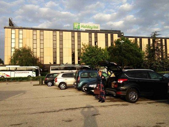 Holiday Inn Venice Mestre Marghera: Вид снаружи