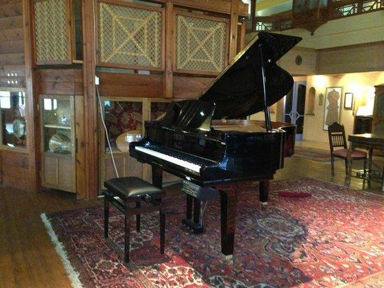 Dona Gracia Hotel: piano