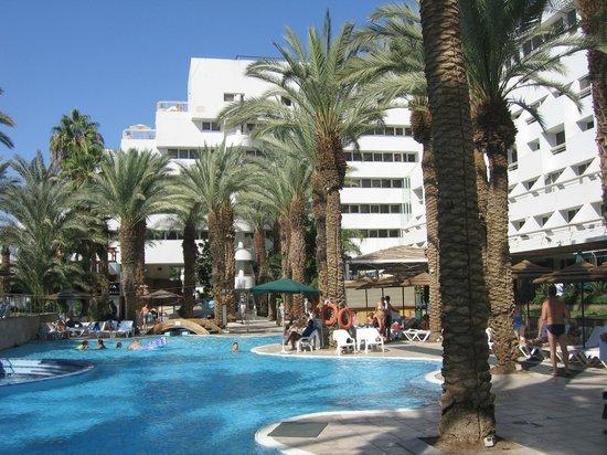 Leonardo Plaza Hotel Eilat: Бассейн