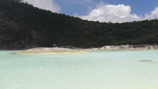 Zodiak @ Paskal: Trip to volcano Kawah Putih