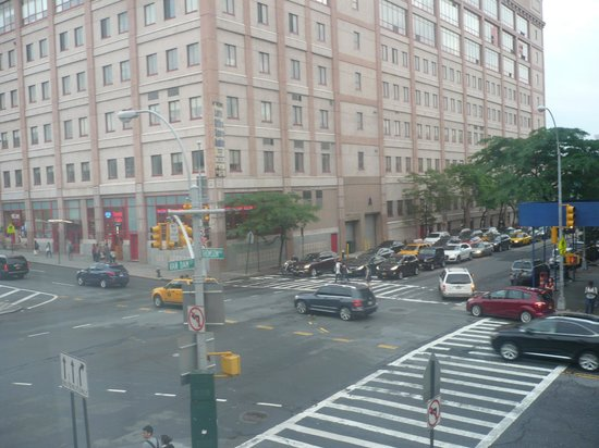 Days Inn Long Island City: dalla finestra dell'hotel