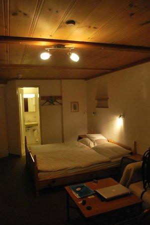 Neuhaus Golf and Strand Hotel: Standard room