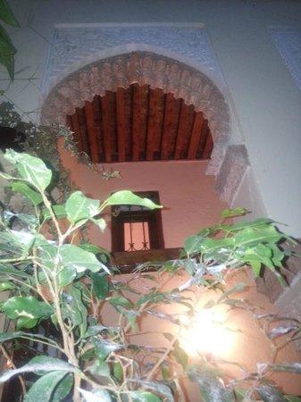 Riad Dar Aida: Hall