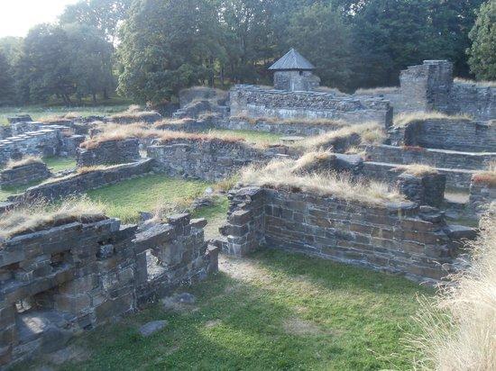 Hovedoya: resti di un antico monastero cistercense
